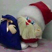 Новогодние фигурки и сувениры - Дед-Мороз, 0