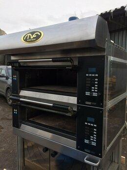 Жарочные и пекарские шкафы - Печь подовая бу domino 2t-6040 active, 0