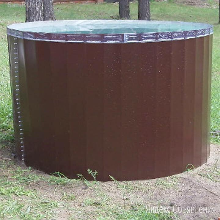 Садовая сборная емкость Фермер 9000 по цене 11900₽ - Бочки, фото 0
