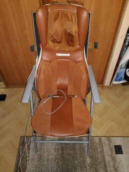 Массажные кресла - Массажная накидка Yamaguchi Turbo Axiom , 0