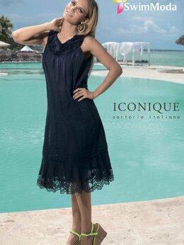 Пляжная одежда - Платье-сарафан Iconique (Италия), 0