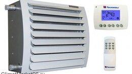 Водяные тепловентиляторы - Водяной тепловентилятор Тепломаш КЭВ-120Т5W2, 0