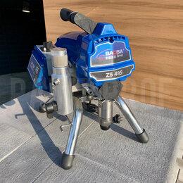 Малярные установки и аксессуары - Окрасочный аппарат BAOBA 495 (2.5 л/мин, 2.5 кВт, 227 бар), 0