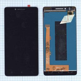 Запчасти и аксессуары для планшетов - Модуль (матрица + тачскрин) для Lenovo A6000…, 0