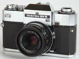 Пленочные фотоаппараты - Фотоаппарат, Icarex 35S TM, Zeiss Ikon +…, 0