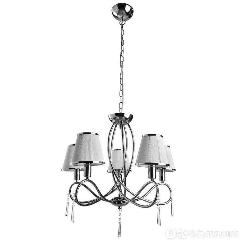 Люстры Подвесные Arte Lamp A1035LM-5CC по цене 18600₽ - Люстры и потолочные светильники, фото 0