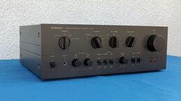Усилители и ресиверы - Technics SU-V6. Японский интегральник (220 вольт), 0