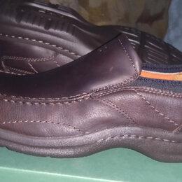 Туфли - Туфли Clarks 48 размер 32 см по стельке. Хорошие качественные добротные удобные, 0