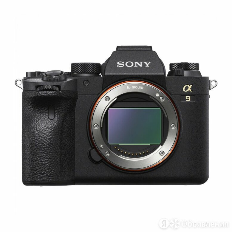 Sony Цифровая фотокамера Sony Alpha a9 II (ILCE-9M2) Body по цене 364990₽ - Фотоаппараты, фото 0