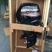 Лодочный мотор Mercury F100 ELPT EFI по цене 675000₽ - Двигатель и комплектующие , фото 3