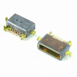 Компьютерные кабели, разъемы, переходники - Разъем micro usb №28 (Xiaomi Mi2 Mi3 Redmi 1S), 0