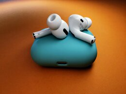 Наушники и Bluetooth-гарнитуры - Airpods Pro аналог как оригинал, 0