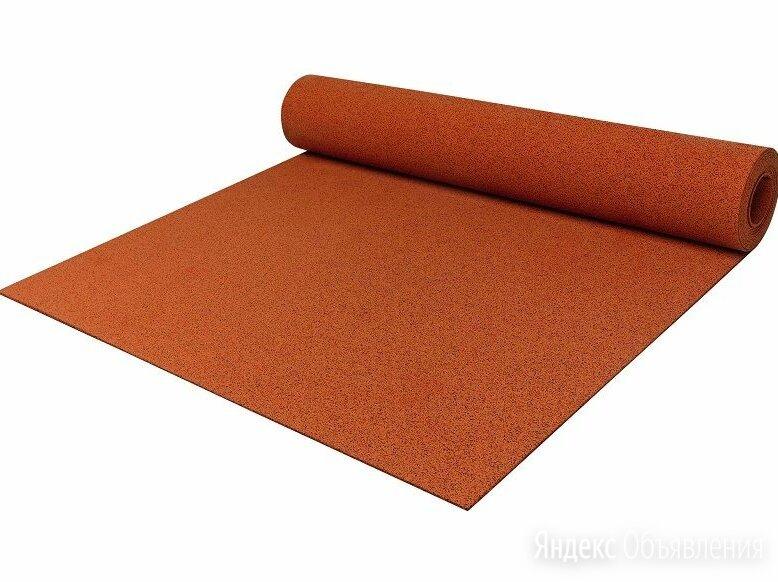 Резиновое покрытие 10 мм 1,5 х 6 м красное по цене 19915₽ - Кровля и водосток, фото 0