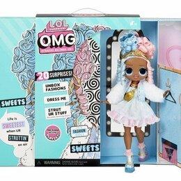 Куклы и пупсы - Кукла Лол ОМГ Сахарок OMG Sweets , 0