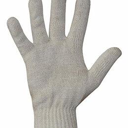 Средства индивидуальной защиты - Перчатки хлопчатобумажные 10 класс  5 нитей, 0