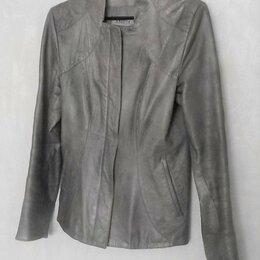 Куртки - Куртка, натуральная кожа, SAGITTA, из подиумной коллекции, 0
