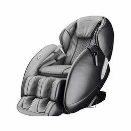 Массажные кресла - Массажное кресло Casada AlphaSonic 2 серо-чёрный, 0