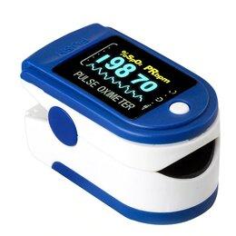 Приборы и аксессуары - Пульсоксиметр и измеритель кислорода в крови, 0