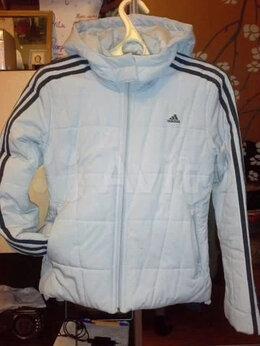 Куртки - Куртка Adidas б.у в хорошем состоянии 42-44…, 0