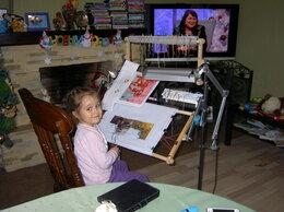 Швейные машины - Станок для вышивания крестиком STITCHY duet…, 0