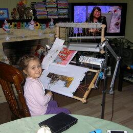Швейные машины - Станок для вышивания крестиком STITCHY duet (antic), 0