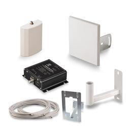 Антенны и усилители сигнала - Комплект усиления сотовой связи 3G KRD-2100 Lite, 0
