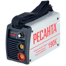 Сварочные аппараты - Сварочный аппарат Ресанта САИ-190К (новый), 0
