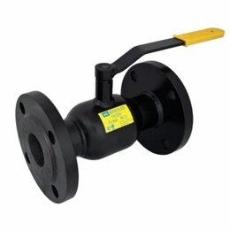 Краны для воды - Кран шаровой 11с32п; фланц. DN 40 (PN40) (BREEZE), 0