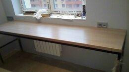Столы и столики - Столешница из цельноламельного дуба для гостиной , 0