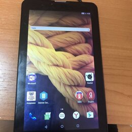 """Планшеты - Планшет 7"""" irbis в подарок новый телефон., 0"""