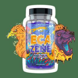 Средства для похудения и борьбы с целлюлитом - жиросжигатль WTF LABZ Ecazene 60 caps, 0