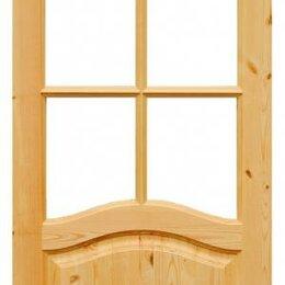 """Входные двери - Дверь филенчатая """"Каролина"""" под стекло 90 х 2м, 0"""