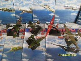Машинки и техника - Металлические модели самолетов, 0