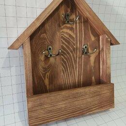 Настенные ключницы и шкафчики - Ключница, 0