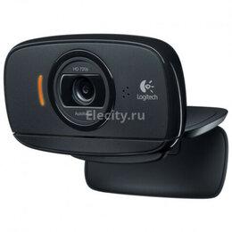 Веб-камеры - Logitech HD Webcam C525 (с автофокусом), 0