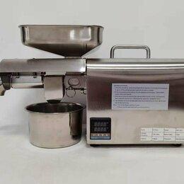 Прочее оборудование - Маслопресс Akita jp AKJP 800 пресс холодного отжима масла шнековый электрический, 0