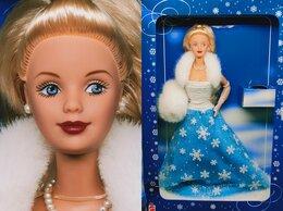 Куклы и пупсы - Барби Снежная Сенсация, 1999 год, 0