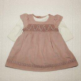 Платья и юбки - Платье с боди « NEXT». Made in India.  0-1 месяц, рост – 50-56 см, вес – 3,4 кг., 0