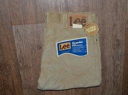 Джинсы - Джинсы Lee Riders W32 L30, вельвет, винтаж, Made…, 0