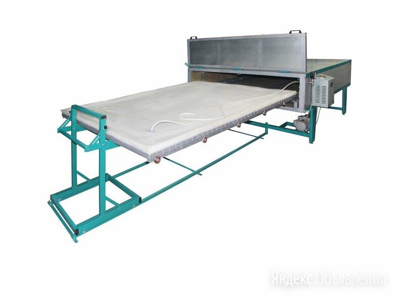 Печь для изготовления триплекса (безопасного стекла) по цене 390000₽ - Производственно-техническое оборудование, фото 0