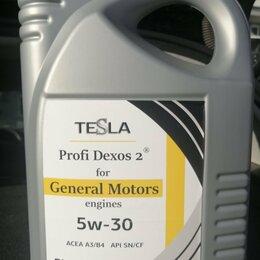 Масла, технические жидкости и химия - масло моторное TESLA Profi Dexos 2® for General Motors engines 5W-30, 0