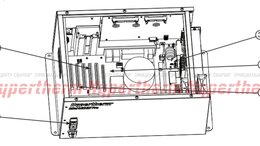 Плазменная резка - 228820 Hypertherm КОМПЛЕКТ:MEP МАТЕРИНСКАЯ ПЛАТА, 0