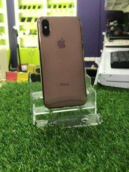 Мобильные телефоны - Смартфон Apple iPhone Xs 64GB, золотистый, 0