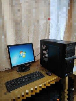 Настольные компьютеры - 🎮core i5(4), 8gb ОЗУ, быстрый компьютер, 0