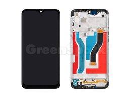 Дисплеи и тачскрины - Дисплей для Samsung A107F Galaxy A10s в рамке +…, 0