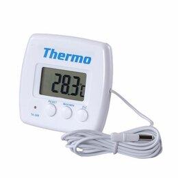 Метеостанции, термометры, барометры - Термометр цифровой (00268A), 0