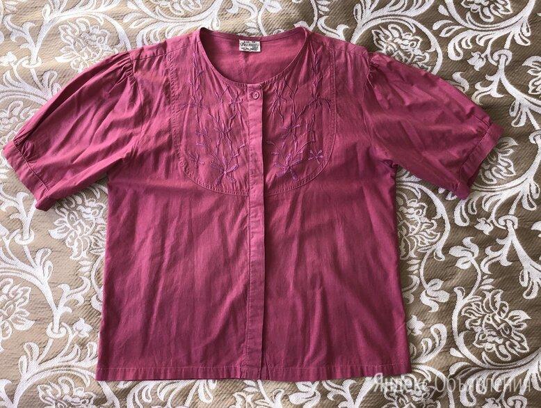 Рубашка.СССР.Индия по цене 300₽ - Блузки и кофточки, фото 0