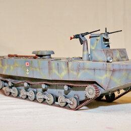 Сборные модели - 1/35 модель танка специальный плавающий бронетранспортер Тип 4 Ка-Тсу 1/35, 0