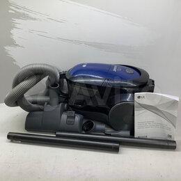 Пылесосы - Пылесос LG V-С53000EВNТ, 0