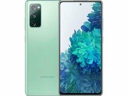 Мобильные телефоны - Смартфон Samsung Galaxy S20 FE 6/128GB Mint, 0
